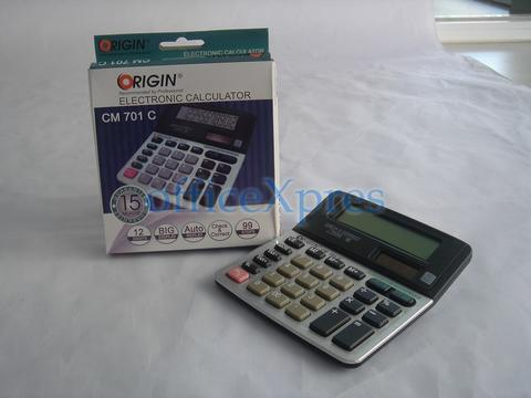 Origin Calculator CM 701 C