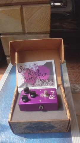 Overdrive SUHR Riot
