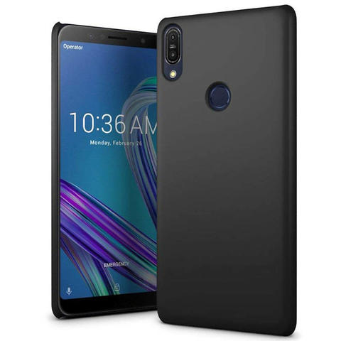 Rubberized Hard Case Asus Zenfone Max Pro M1