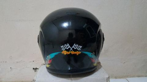Helm Kiwi Penguin New Old Stock NOS Jadul Lawas Vintage