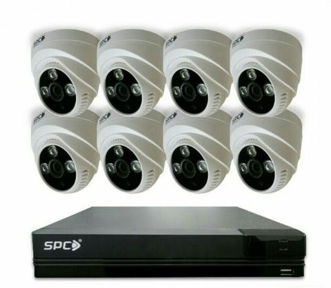 Promo Paket CCTV SPC 8 Channel Performance