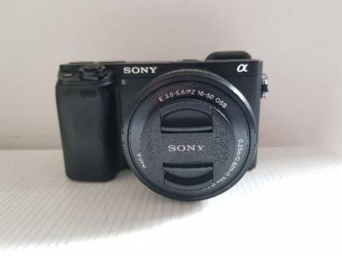 Sony a6300 kit 16-50mm, Fullset, Terima TT