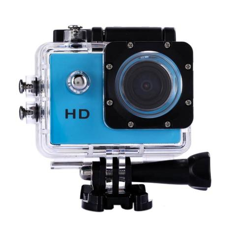 Waterproof Sports Action Camera DV DVR 2.0 SJ4000 (Blue)