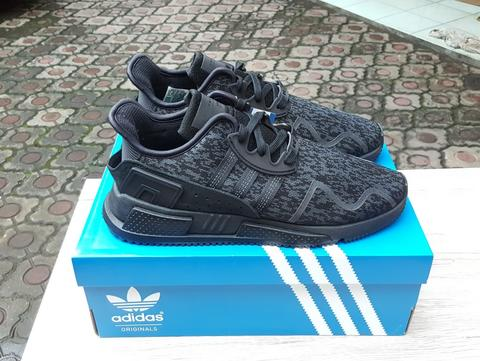 Adidas EQT Cushion ADV Triple core black BNIB original murah
