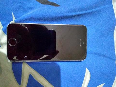 iPhone 5S 16GB Gray Mulus Ex Inter