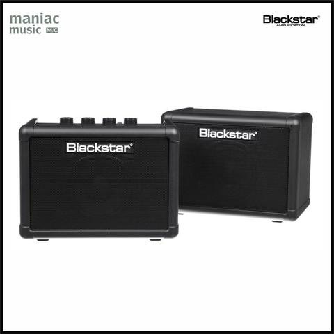 Blackstar FLY 3 STEREO PACK (Ampli Gitar Mini, 6W, Cabinet, Speaker)