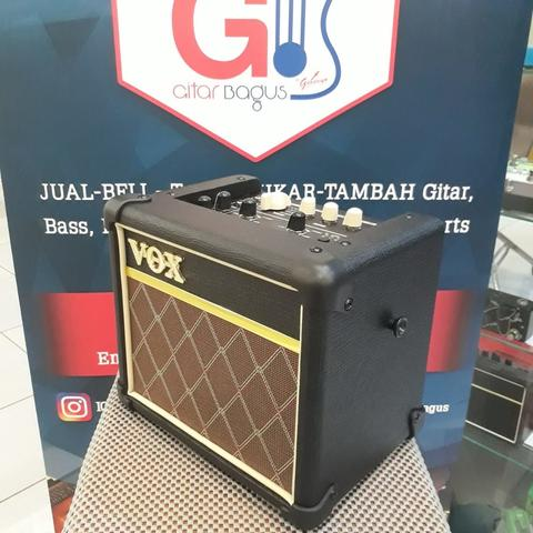 VOX MINI3 G2CL Classic - Guitar Amplifier
