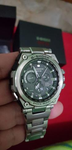 CASIO GSHOCK MTG-G1000D-1A GPS Full Original Second Mulus Murah Ori