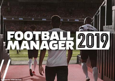 Football Manager 2019 / FM 19 [STEAM]