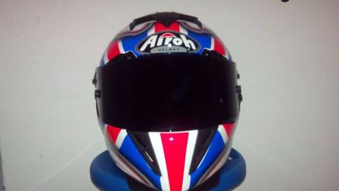 Helm Airoh GP500 James Toseland (size M)