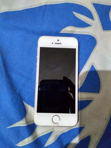 iPhone 5S 32GB Gold Mulus Ex Inter