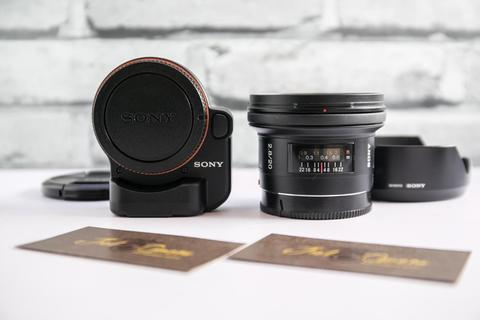 JOELCAM - SONY 20MM F2.8 FOR SONY A MOUNT - FULLSET