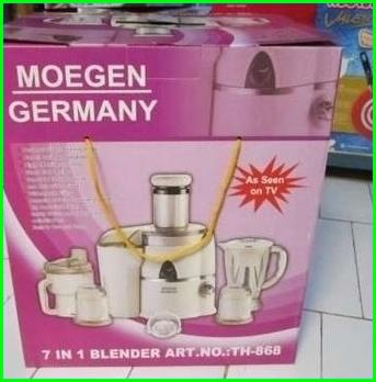 Juicer 7 In 1 Clasic Mogen Korea Blender
