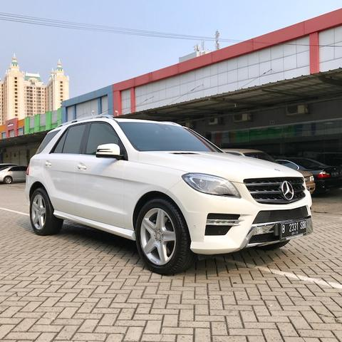 Mercedes Benz ML400 AMG 2014