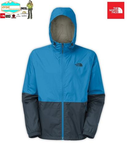 NF THE NORTH FACE STOW POCKET ALL ABOUT JACKET ORIGINAL L GEXUA HERON BLUE