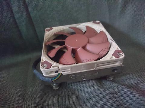 NOCTUA NH-L9i Mini ITX Intel CPU Cooler 1156/1155/1150/1151