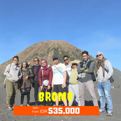 One Day Tour Bromo