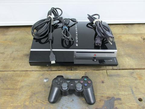 PS3 FAT HARDISK 80 GB