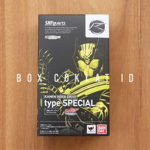 SHF LIMITED KAMEN RIDER DRIVE TYPE SPECIAL RARE