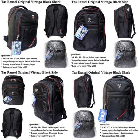 Tas Ransel Laptop Original Virtago