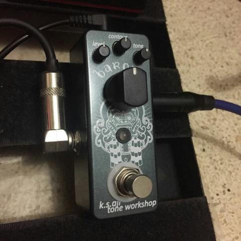K.S.Aji Barong Overdrive Loose Mulus Like New