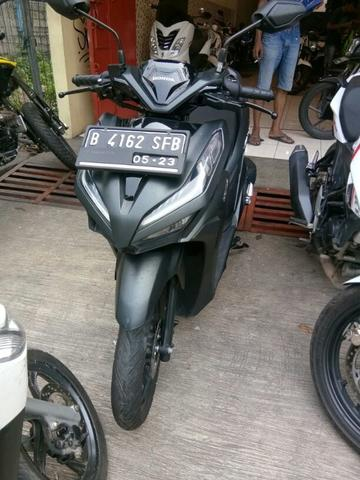 Honda Vario 150 exclsv th 2018 bisa kredit Dp 4.300