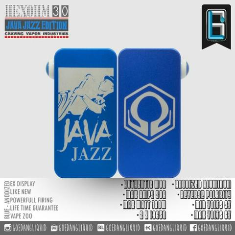 HEXOHM V3 JAVA JAZZ EDITION