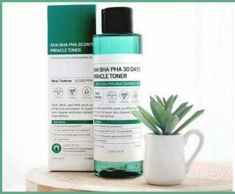TERMURAH SEMARANG - SOME BY MI 30 DAYS MIRACLE TONER 150 ML
