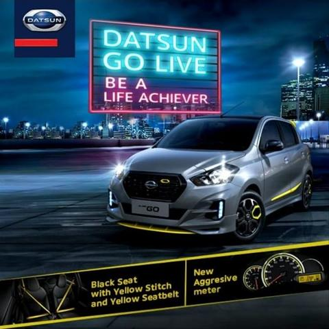 All new Datsun Go LIVE