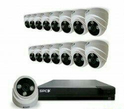 Promo Paket CCTV 16 Channel Ultimate (Day Night Colour On) .. Termurah se Jabodetabek