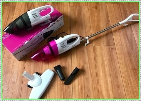 Vacuum Cleaner Super hoover Turbo Volde Asli Original