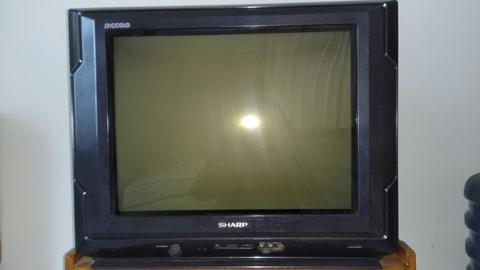 "TV Tabung 21"" Sharp Piccolo"