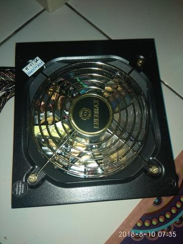Power Supply Enermax NAXN 500w 80 Plus ENP500AGT