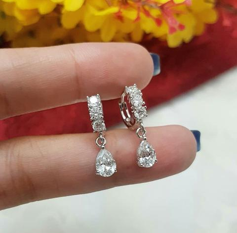 Anting Diamond Gold Plated