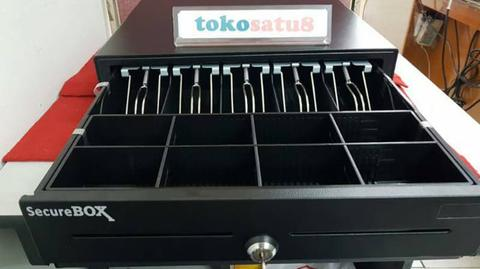 Cash Drawer Secure box MK-410 RJ11