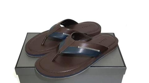 Dark Brown Sandal PM-371 PEDRO SHOES