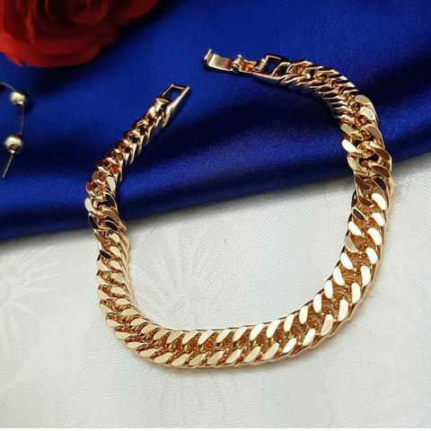 Gelang Chain Gold Plated