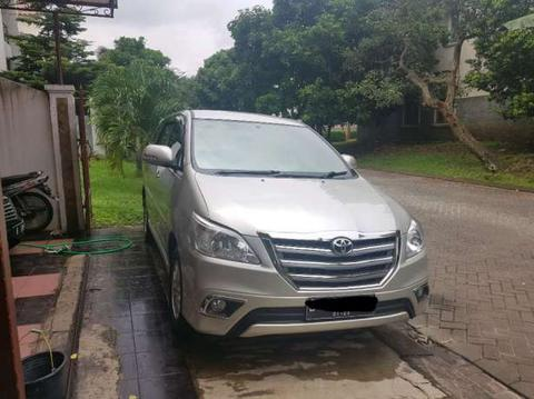 Innova 2005 V/AT Silver ISTIMEWA - Upgrade - Part Baru