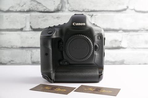 JOELCAM - CANON EOS 1DX BODY ONLY - MULUS