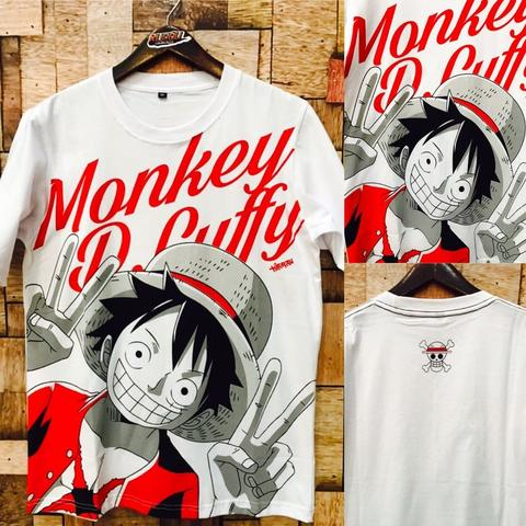 Kaos dan Longsleeve Anime One Piece