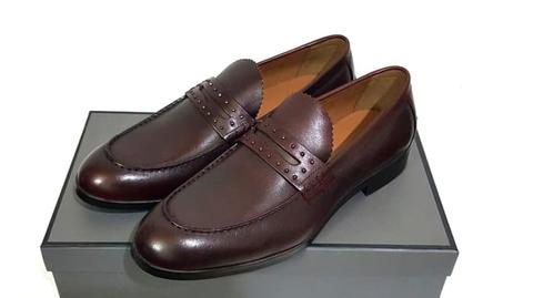 Leather Shoes PM-373 PEDRO SHOES