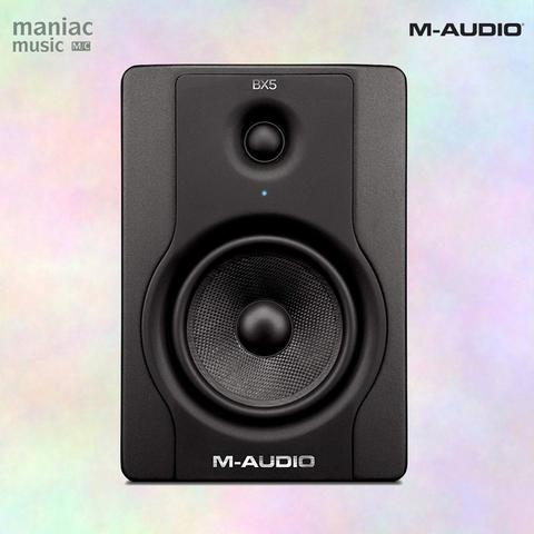 "M-Audio BX5 D3 (Speaker Monitor, Aktif, 100W, 5"" Kevlar, Studio, Mix)"