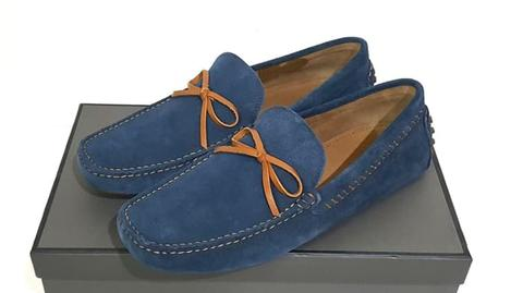 Moccasins Leather Shoes PM-353 PEDRO SHOES