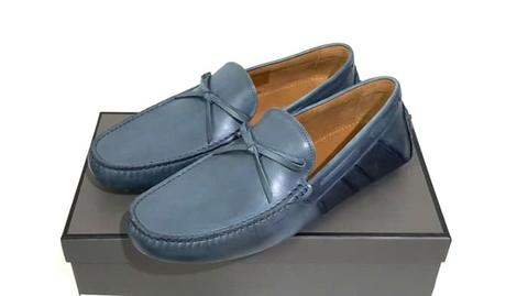 Moccasins Leather Shoes PM-359 PEDRO SHOES