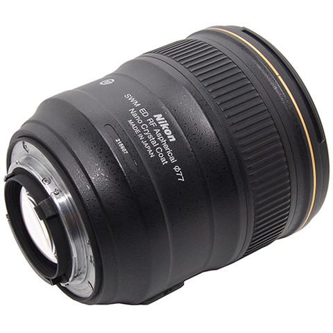NIKON AF-S 24mm f/1.4G NANO ... MINT CONDITION !!