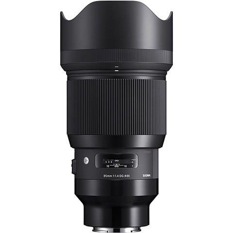 SIGMA 85mm f/1.4 DG HSM Art for Sony FE-Mount ... NEW AWIP !!