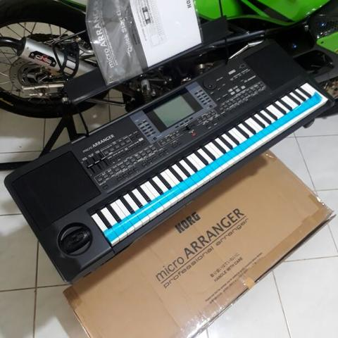 keyboard Korg Micro Arranger
