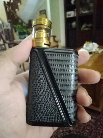 warlock z 255 + sarpent mini