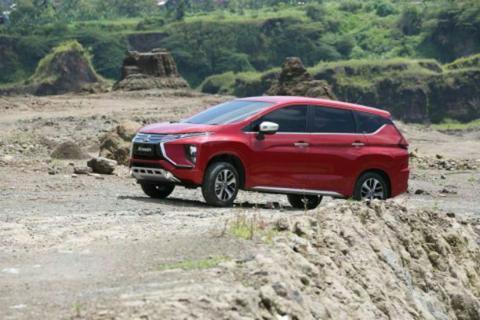 Ready Stock Mitsubishi Xpander Ultimate, grab it fast...