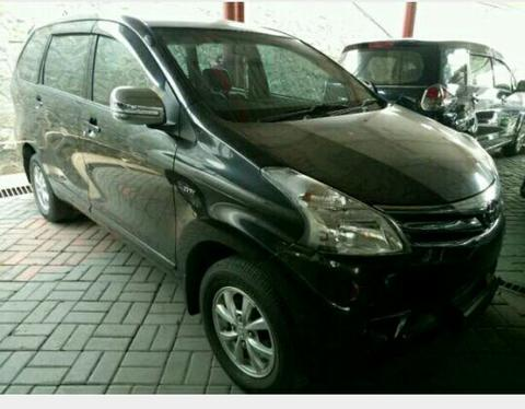 Toyota Avanza G 1.3 Manual 2014 Black